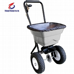 80LB Walk Behind Push Spreader