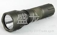 鋁合金LED手電筒
