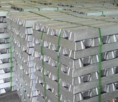 Aluminum alloy ingot ADC-12