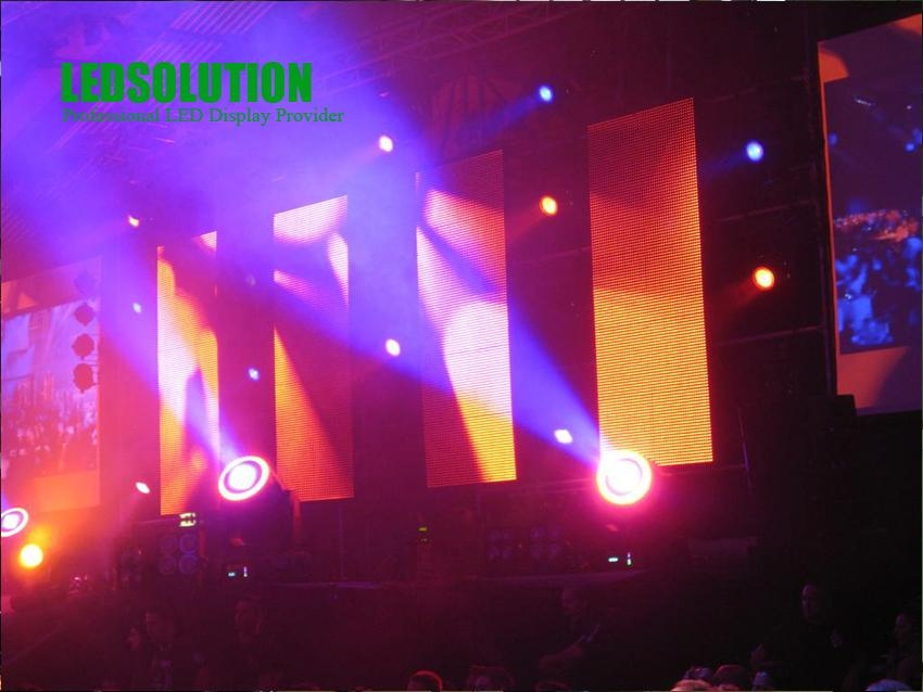 LEDSolution 18.75mm Curtain Outdoor SMD LED Panel 2