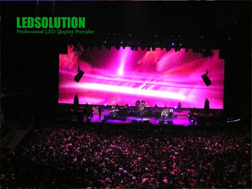 LEDSolution 18.75mm Curtain Outdoor SMD LED Panel 5
