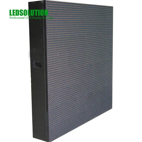 LEDSolution 14mm Permanent Outdoor Oval LED Panel 3