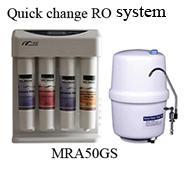 Quick change RO system