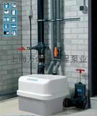 污水提升器SFA总代升利全能1 SANI CUBIN1