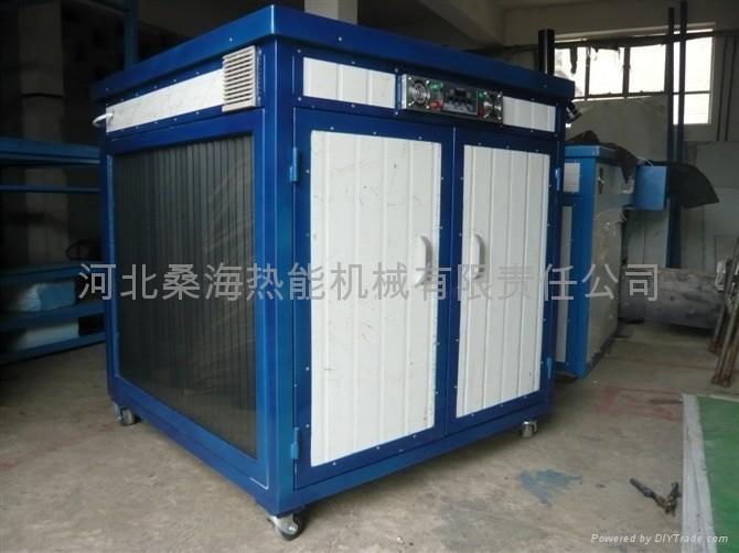 桑海全自动箱式烘干房 1