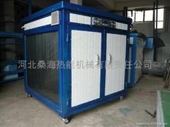 桑海全自動箱式烘乾房