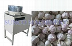 Garlic Breaking Machine