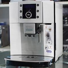 德龙ESAM5450 EX:1最新款全自动咖啡机 钢琴白