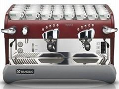 半自动咖啡机