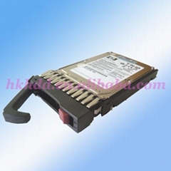 "300GB 10K rpm. 2.5"" Dual-Port SAS server hdd 507127-B21 for hp"