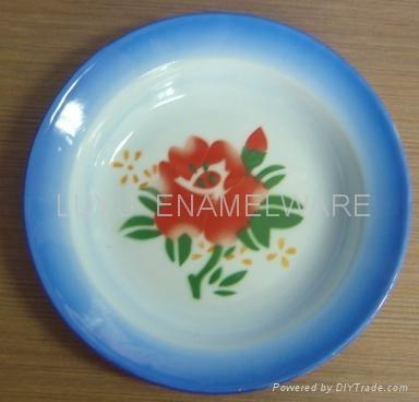 SOUP PLATE 3