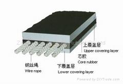 Steel Cable Core Conveyor Belt