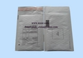 white composite bubble mailer courier packaging bag