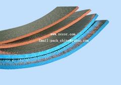 aluminum foil foam heat insulation material