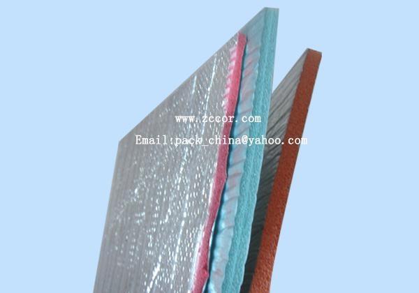 铝箔镀铝泡棉隔热材 2
