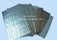 aluminum foil bubble heat insulational material
