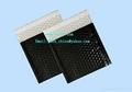 黑色鍍鋁膜復合氣泡信封快遞包裝袋 5
