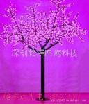 LED桃花樹