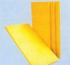 Roof insulation glass wool board