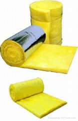 Roof Insulation Felt Fiberlgass Wool Batts