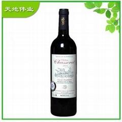 法國莎斯哈2004格洛干紅葡萄酒