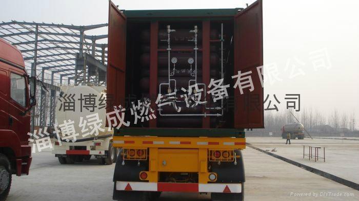全新推出大型CNG集裝箱式瓶組 4