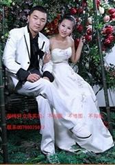 立體婚紗照