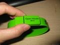 Promotional Gift Bracelet USB flash drive 2GB 1