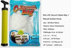 Save 80% Space Vacuum Storage Bag