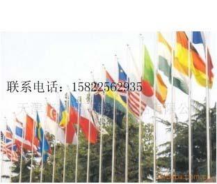 天津不锈钢旗杆 1