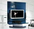 GLAS-STEEL Furniture, TV Stand, TV Units, TV Cabinet, TV Rack
