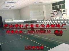 國中自動化專業設計製造燈管老化線設備