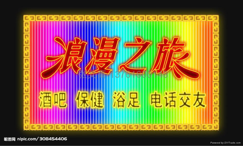 <em>霓虹灯</em> - 188 - 使法国 (中国 上海市 生产商) - 商
