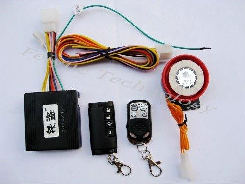 one way motorcycle alarm-TD12