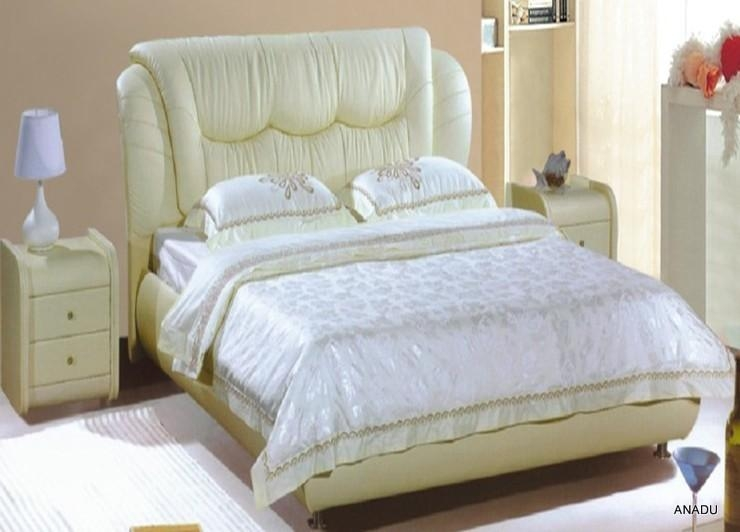 home furniture soft bed 1