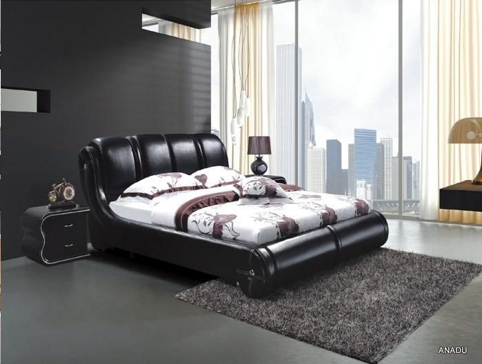 home furniture soft bed 2