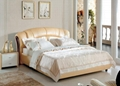 home furniture soft bed