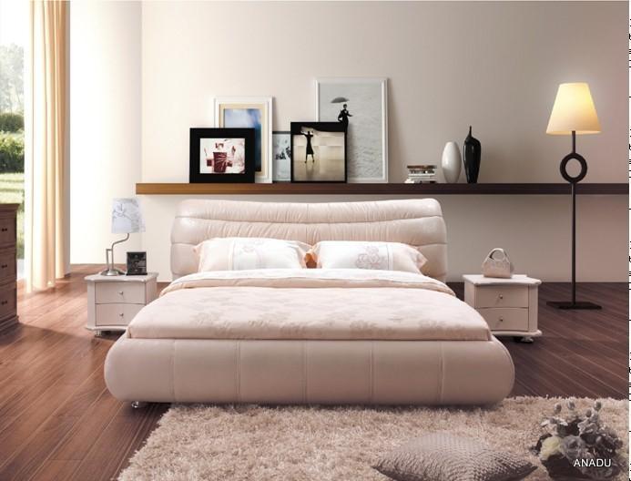 Home Furniture Soft Bed Nl101 Anadu China Manufacturer Bedroom Furniture Furniture