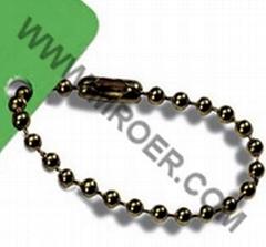 管道標識 閥門挂牌配件 珠鏈-銅質 Φ3.2MM 黃銅 閥門