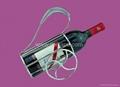 不锈钢等金属红酒瓶托盘 2