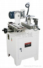 Universal automatic saw blade grinding machine