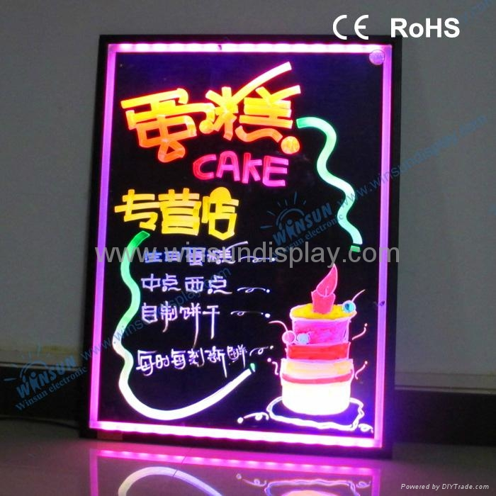 Sparkling LED Writing Board 2