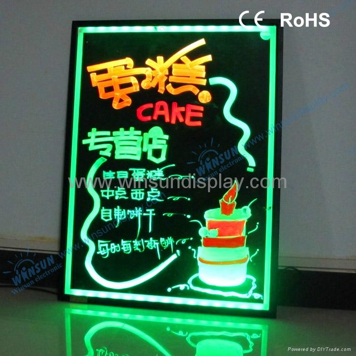 Sparkling LED Writing Board 3