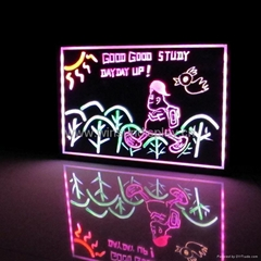 2011 new design led magic board