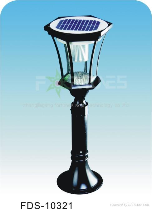 FDS-10321 solar garden light
