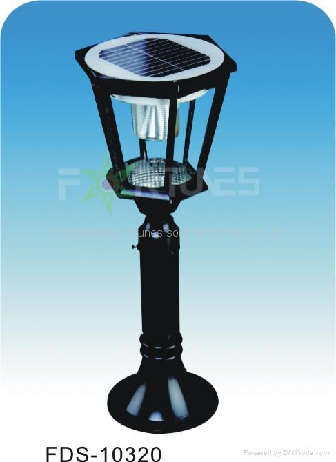 FDS-10320 solar garden light