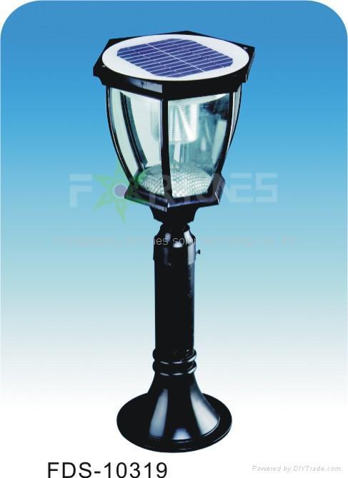 FDS-10319  solar garden light
