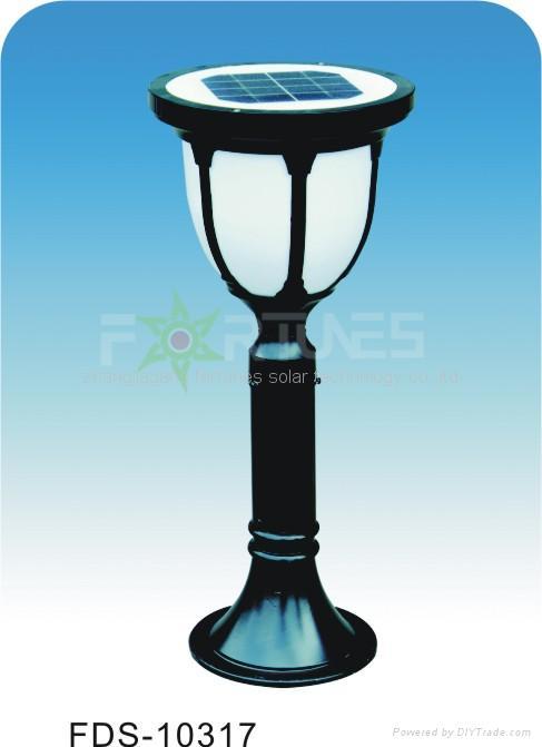 FDS-10317 solar garden light