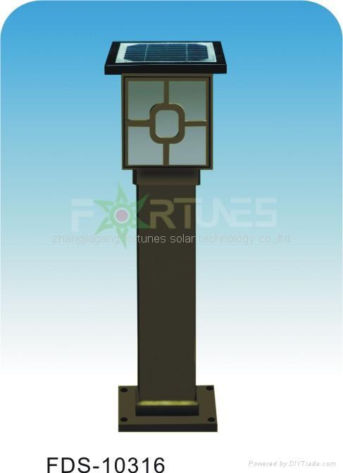 FDS-10316 solar garden light