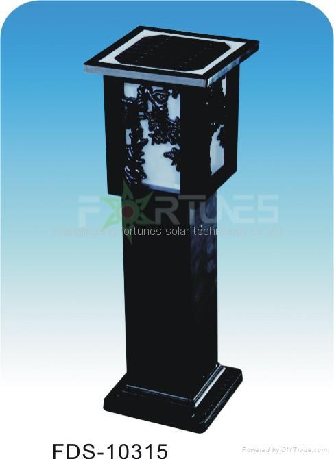 FDS-10315 solar garden light